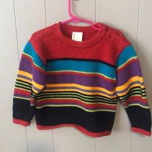 Hanna Andersson sweater size 4t